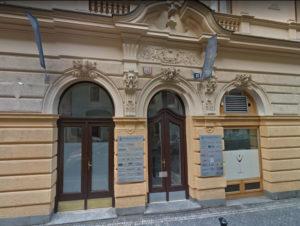 Budova s kanceláří